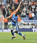 Soccer - Barclays Premier League - Wigan Athletic v Newcastle United - DW Stadium