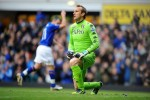 Soccer - Barclays Premier League - Everton v Fulham - Goodison Park