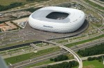 Allianz Arena - Aerial Photography 1