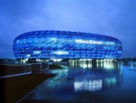 Allianz Arena - Chelsea Colours 1