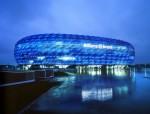 Allianz Arena - Chelsea Colours 1