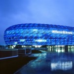 Know Your Champions League Final Venue – Beautiful Photos Of The Allianz Arena In All Its Splendour