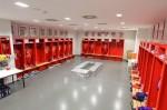 Allianz Arena - Interior - Changing Room