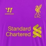 Ghastly Liverpool 2013 Third Kit 'Leaked', Possibly Big Purple Hoax (Photo)