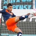 Montpellier's Younes Belhanda Tees Himself Up For Superb Scissor Kick vs Marseille (Video)