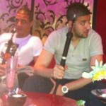 Marouane Chamakh &#038; Adel Taarabt &#8216;Caught&#8217; Smoking Sisha Pipes After QPR-Arsenal