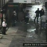 CCTV Footage Of David Goodwillie&#8217;s Street Fight Set To Stone Roses (Video)