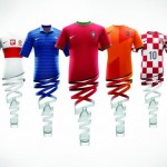 Nike Home Kits For EURO 2012 Rolled Out – France, Holland, Portugal, Poland And Croatia (Photos)