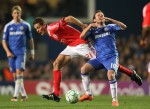 Soccer - UEFA Champions League - Quarter Final - Second Leg - Chelsea v Benfica - Stamford Bridge