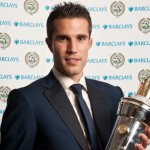 Robin Van Persie Wins PFA 'Player Of The Year' Award, Kyle Walker Snags Junior Trinket (Photos)