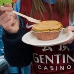 Aston Villa Launch 'Petrov Pie' To Raise Money For Leukaemia Research – Chicken, Leek & Bulgarian Meatballs!