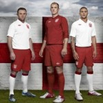 Umbro Unleash Gorgeous 'St George Collection' For England's EURO 2012 Foray (Photos)