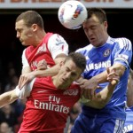 Arsenal 0-0 Chelsea – RVP Misfires In Turgid Derby At The Emirates (Photos & Highlights)