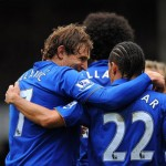 Everton 4-0 Fulham &#8211; Pienaar The Architect As Toffees Crush Cottagers (Photos &#038; Highlights)