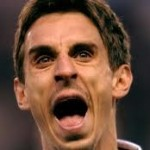 Fernando Torres Scores vs Barcelona, Gary Neville Emits Huge Orgasmic Howl (Video)
