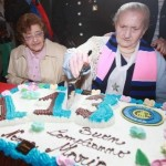 Inter Milan Superfan 'Nonna Maria' Celebrates 113th Birthday, Making Her Nine Years Older Than The Club Itself!