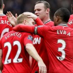 Man Utd 2-0 QPR &#8211; Red Devils Move Step Closer To Title, With A Little Help From The Ref (Photos &#038; Highlights)