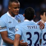 Man City 4-0 West Brom – Tevez Starts And Scores As City Batter Baggies To Keep Pressure On (Photos & Highlights)