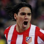 Falcao Scores Another Fantastic Acrobatic Ripper vs America De Cali (Video)