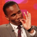 Didier Drogba Appears On The Graham Norton Show (Video)
