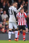 Soccer - Barclays Premier League - Fulham v Sunderland - Craven Cottage