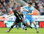 Soccer - Barclays Premier League - Newcastle United v Manchester City - Sports Direct Arena