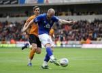 Soccer - Barclays Premier League - Wolverhampton Wanderers v Everton - Molineux Stadium