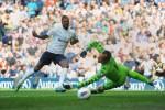 Soccer - Barclays Premier League - Tottenham Hotspur v Fulham - White Hart Lane