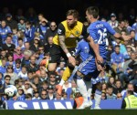 Soccer - Barclays Premier League - Chelsea v Blackburn Rovers - Stamford Bridge