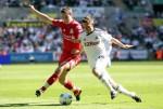 Soccer - Barclays Premier League - Swansea City v Liverpool - Liberty Stadium