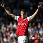 All 37 Robin Van Persie 2011/12 Arsenal Goals Inside Two-And-A-Half Minutes (Video)