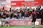 Soccer - npower Football League Championship - Play Off - Final - Blackpool v West Ham United - Wembley Stadium