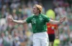 Soccer - International Friendly - Republic of Ireland v Bosnia - Aviva Stadium