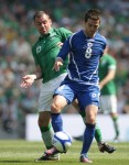 Soccer - International Friendly - Republic of Ireland v Bosnia - Aviva Stadium