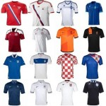 Euro 2012: All 32 Home & Away Kits For Euro 2012 – Your 'Cut Out And Keep' Guide (Photos)