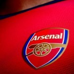Arsenal Roll Out New 2012/13 Home Strip – The One With The Navy Cuffs (Photos)