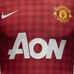 Man Utd Unveil New 2012/13 Home Kit – The Gingham Monstrosity (Photos)
