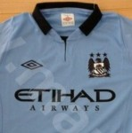 New Man City 2012/13 Home & Away Kits Leaked – No Alarms, No Surprises (Photos)