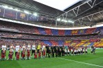 Soccer - UEFA Champions League - Final - Barcelona v Manchester United - Wembley Stadium