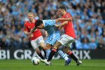 Soccer - Barclays Premier League - Manchester City v Manchester United - Etihad Stadium
