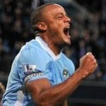 Man City 1-0 Man Utd: Captain Kompany Sends City To The Summit (Photos & Highlights)