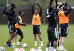 Soccer - FA Cup - Final - Chelsea v Liverpool - Chelsea Training and Press Conference - Cobham Training Ground