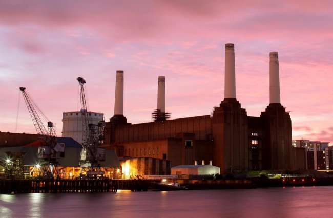 Soccer - Battersea Power Station File Photo