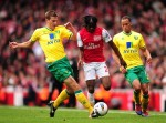 Soccer - Barclays Premier League - Arsenal v Norwich City - Emirates Stadium