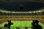 Soccer - UEFA Europa League - Final - Atletico Madrid v Athletic Bilbao - Athletic Bilbao Training - National Stadium