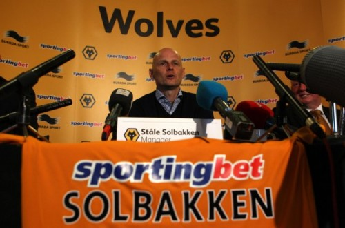 Soccer - Wolverhampton Wanderers Press Conference - Molineux