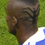 Horror Hair: Salomon Kalou's Champions League 'Spider' Topiary
