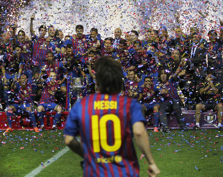 spanish copa del rey final