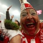 Bundesliga Play-Off Descends Into Chaos As Fortuna Dusseldorf Fans Invade Pitch, Tear Up Turf, All Before Final Whistle (Video)