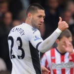 Fulham 2-1 Sunderland – Dempsey Strikes Again As Cottagers Go Eighth (Photos & Highlights)